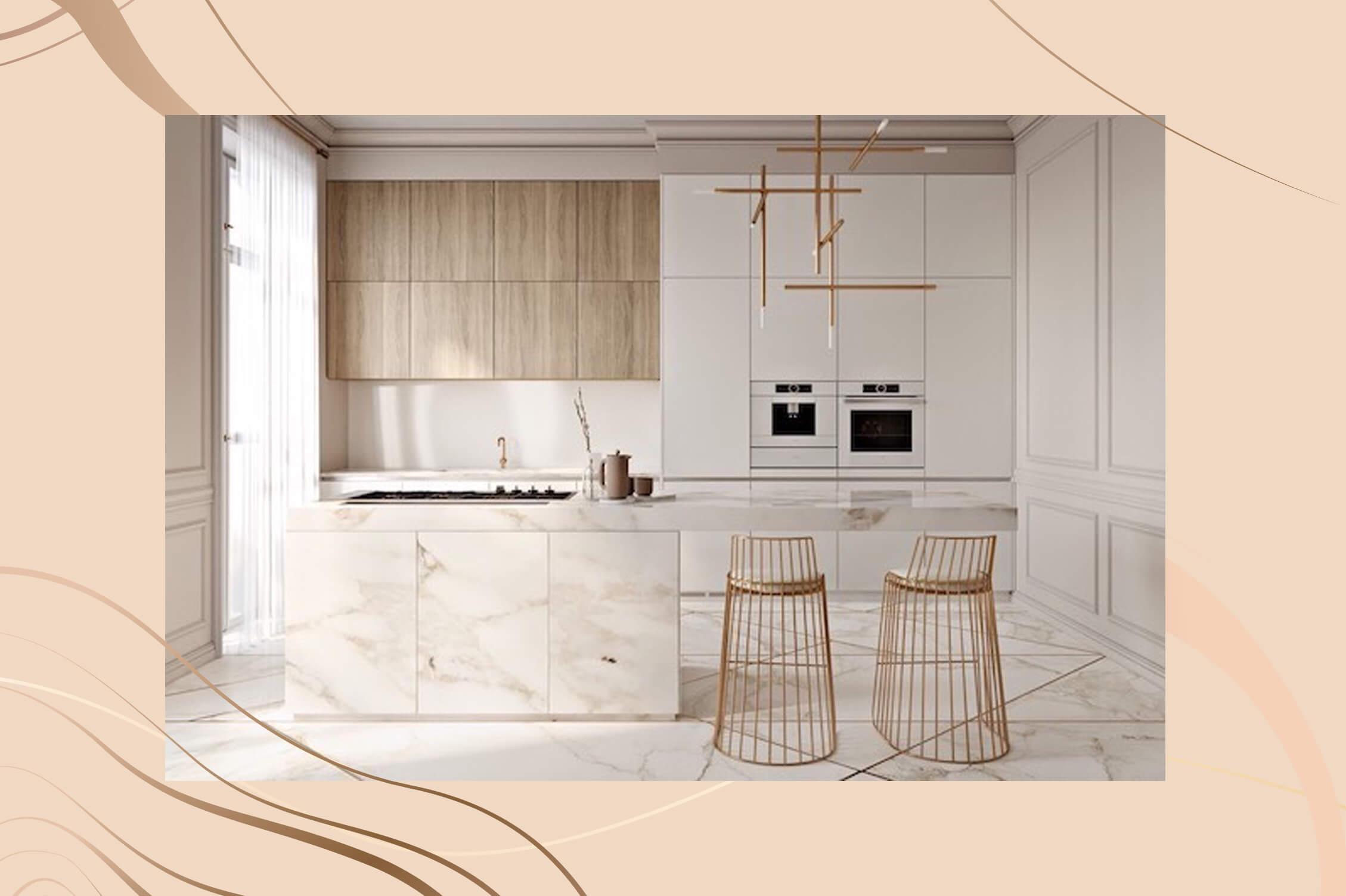 نقش کابیت در آشپزخانه های کوچک