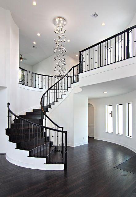 رنگ سیاه و سفید در طراحی داخلی