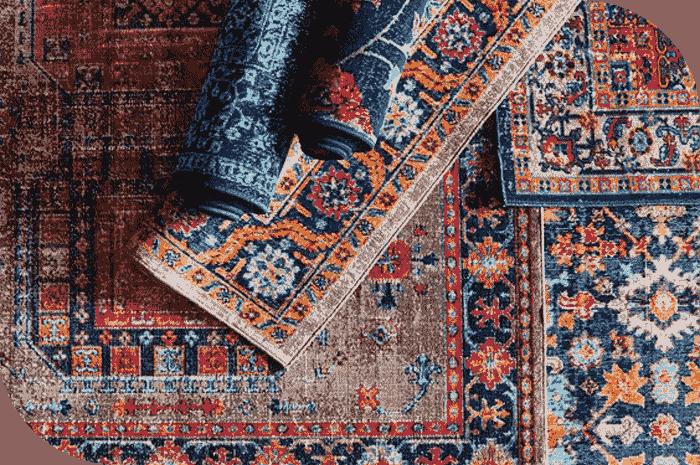فرش های دستباف ایرانی
