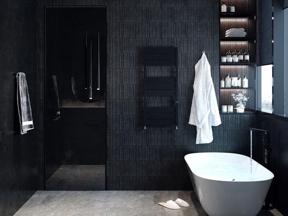 استفاده از فضای حمام