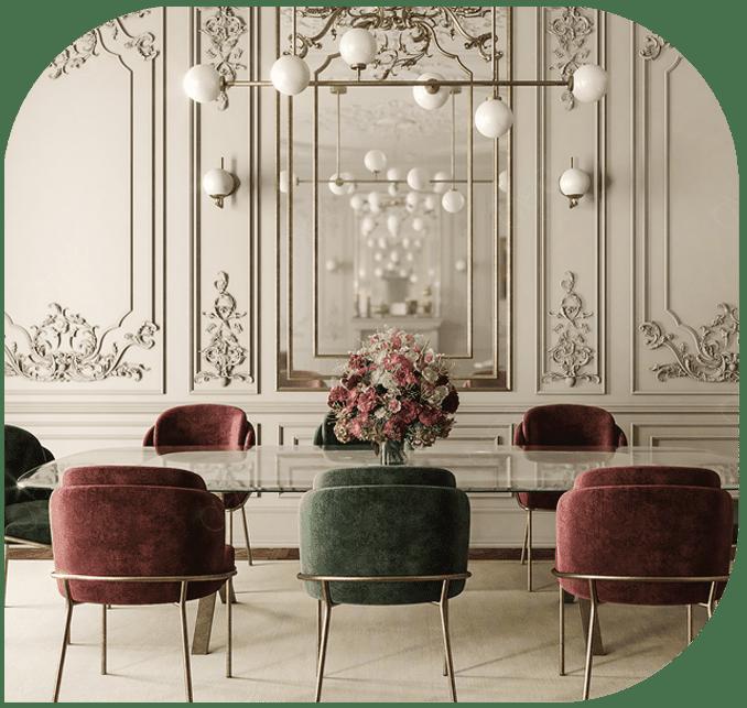 اهمیت طراحی داخلی مناسب با فضا