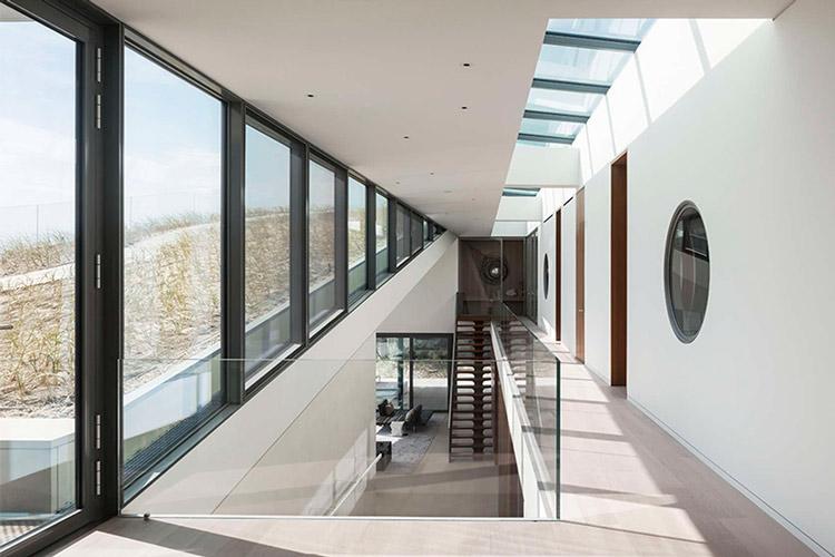 Architect Long Island House - ۱۰ گونهشناسی نور خورشید در معماری