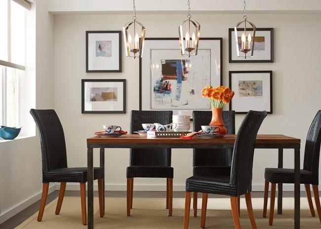 Dining Room lighting - راهنمای کامل نورپردازی داخلی