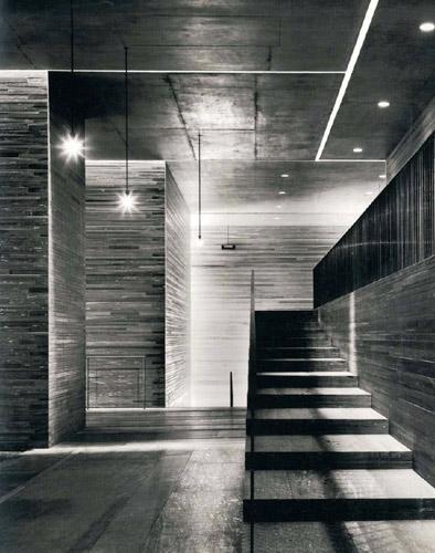 Peter  Zumthor 2 - ۱۰ گونهشناسی نور خورشید در معماری