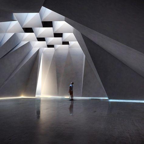 architectural lightening 13 - نورپردازی در معماری به عنوان یک عنصر