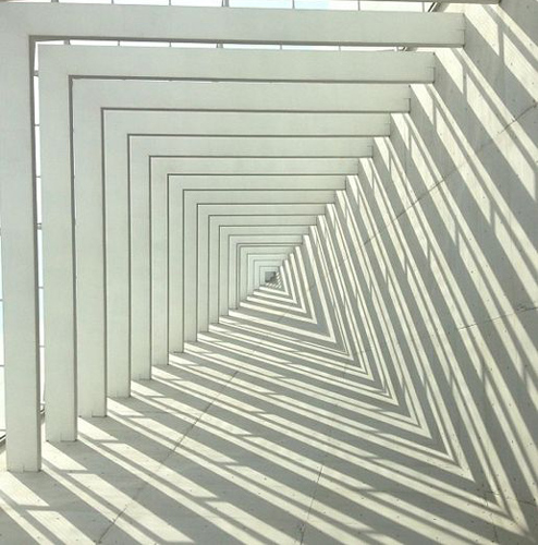 architectural lightening 5 - نورپردازی در معماری به عنوان یک عنصر