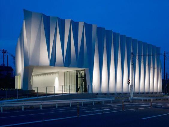 architectural lightening 6 - نورپردازی در معماری به عنوان یک عنصر
