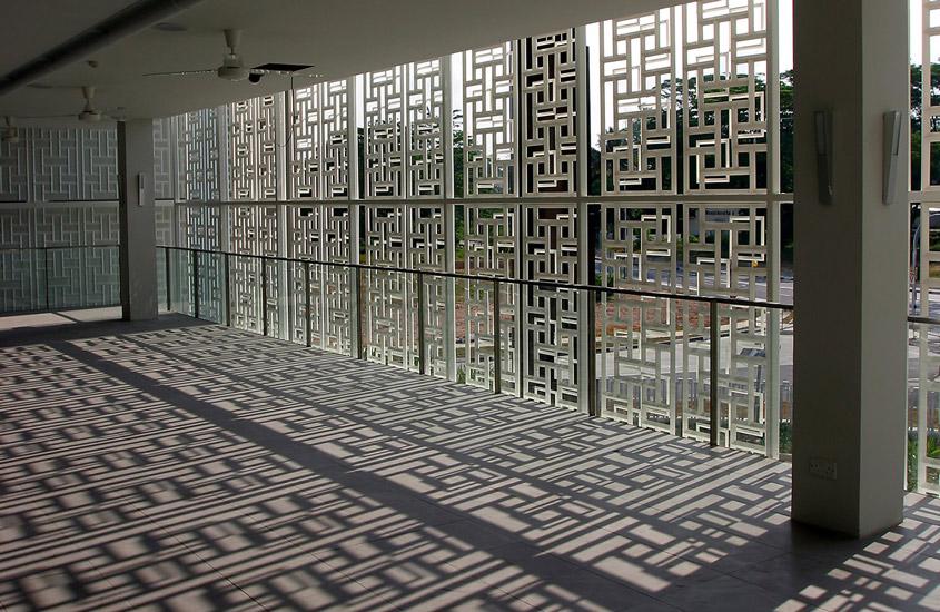 assyafaah mosque - تاریخچه نور پردازی