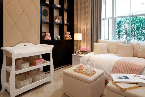 baby room 1 1 - طراحی دکوراسیون اتاق نوزاد