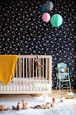 baby room 11 1 - چند ایده شیک برای دکوراسیون اتاق نوزاد