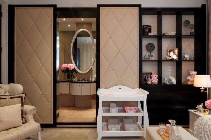 baby room 4 1 - طراحی دکوراسیون اتاق نوزاد