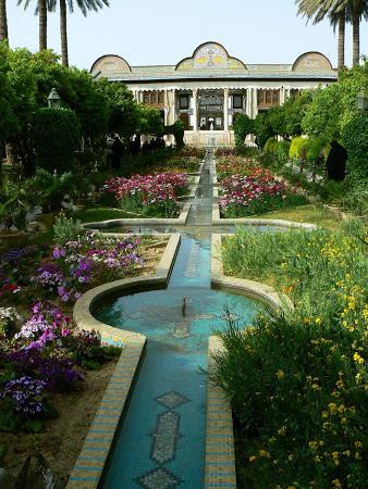bagh iran 3 - باغ ایرانی نمادی از بهشت