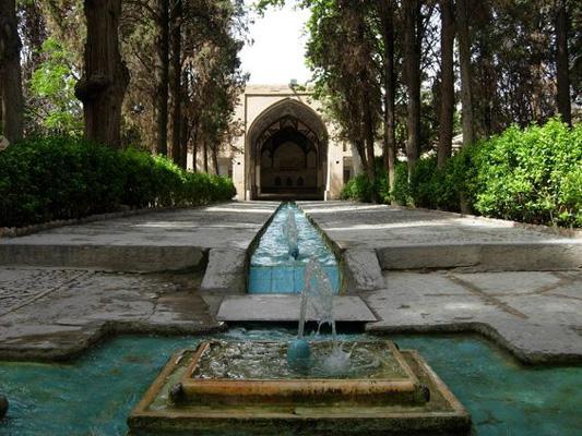 baghe irani 10 - باغ ایرانی نمادی از بهشت