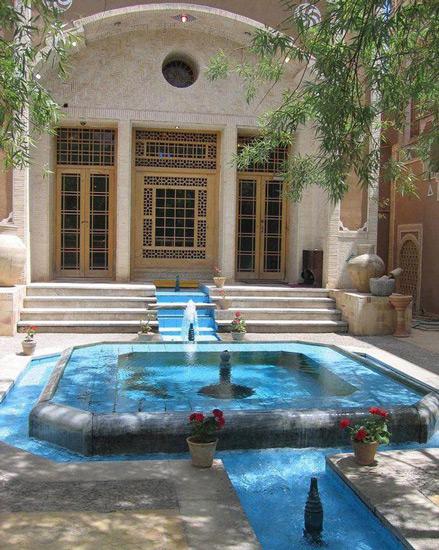 baghe irani 8 1 - باغ ایرانی نمادی از بهشت