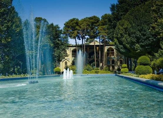 baghe irani 9 - باغ ایرانی نمادی از بهشت