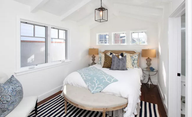 bedroom interior - دکوراسیون اتاق خواب