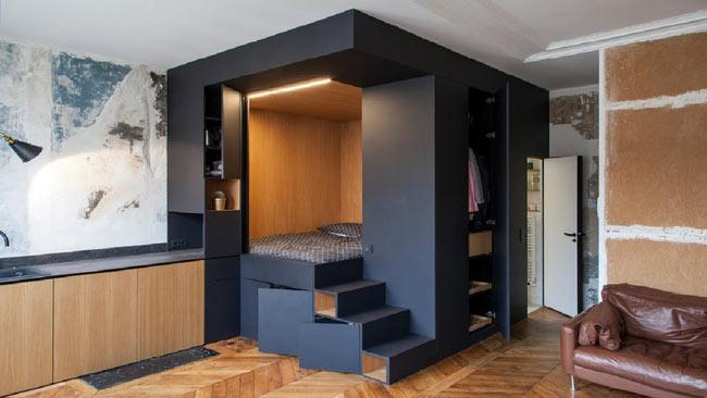 bedroom interior design - دکوراسیون اتاق خواب