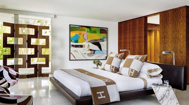 bedroom lighting 2 - راهنمای کامل نورپردازی داخلی