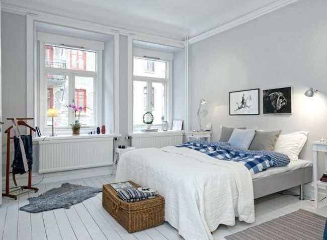 bright bedroom - دکوراسیون اتاق خواب