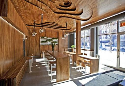 coffee shop 4 - طراحی داخلی کافی شاپ
