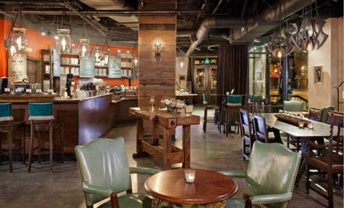 coffee shop 7 - طراحی داخلی کافی شاپ