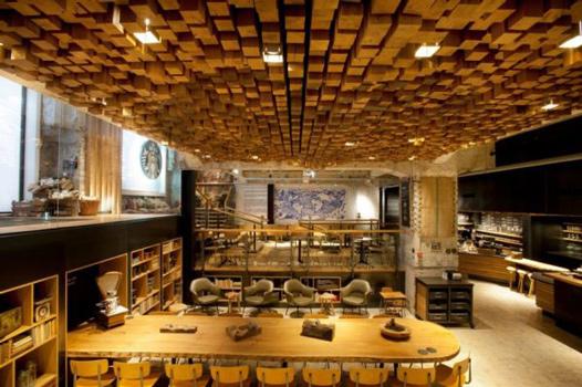 coffee shop 8 - طراحی داخلی کافی شاپ