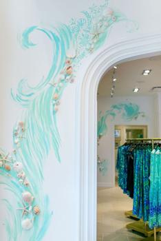 color shopping design 1 - رنگ در طراحی داخلی مغازه ها