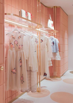 color shopping design 3 - رنگ در طراحی داخلی مغازه ها