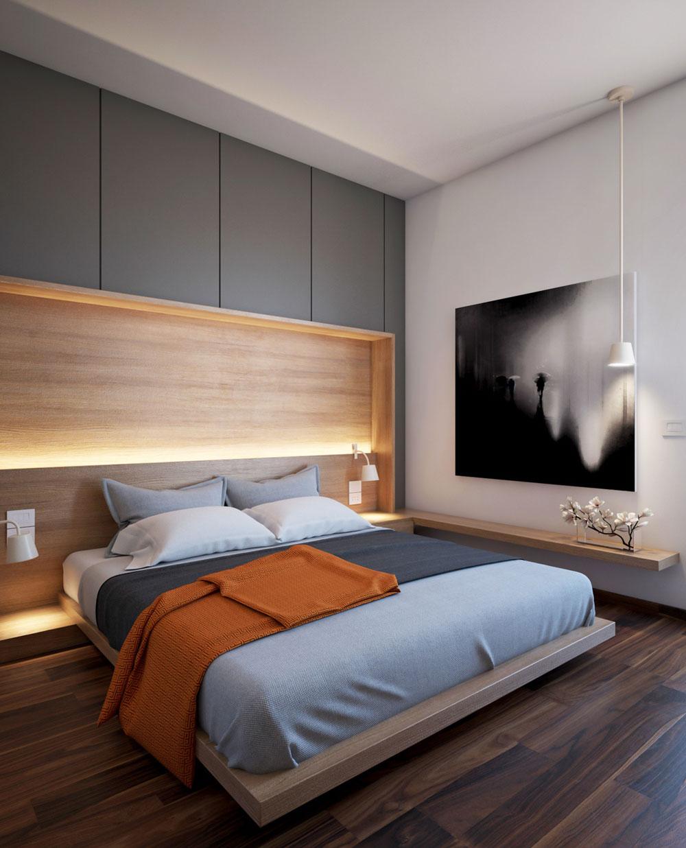 decorasion bedroom design2 - نکاتی در مورد تزیین اتاق خواب