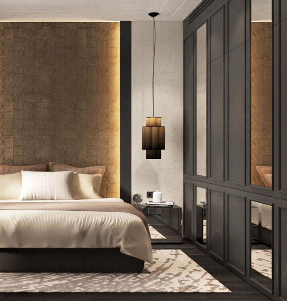 decorasion bedroom design7 - نکاتی در مورد تزیین اتاق خواب