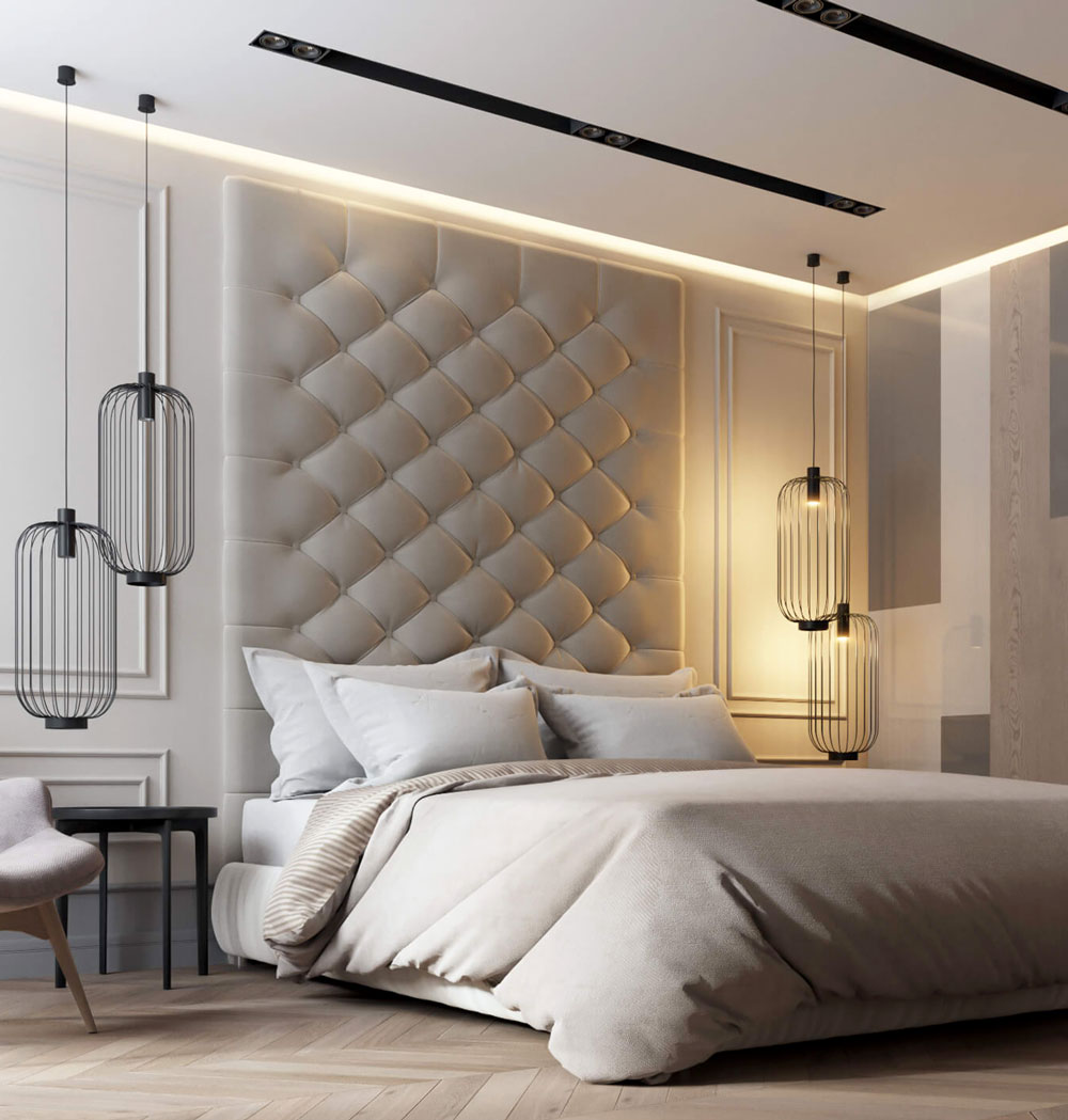 decorasion bedroom design8 - نکاتی در مورد تزیین اتاق خواب