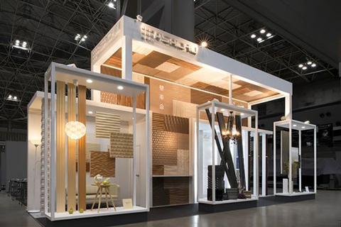 exhibition booth 3 - طراحی غرفه های نمایشگاهی
