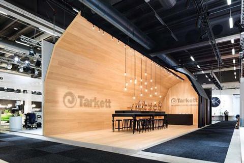 exhibition booth 6 - طراحی غرفه های نمایشگاهی
