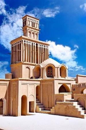 iranian architecture 2 - گونه شناسی معماری