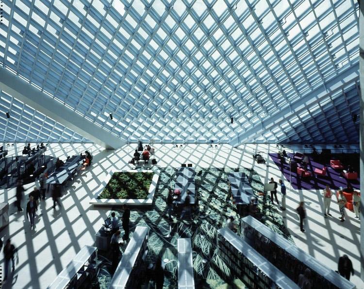 light architecture - ۱۰ گونهشناسی نور خورشید در معماری