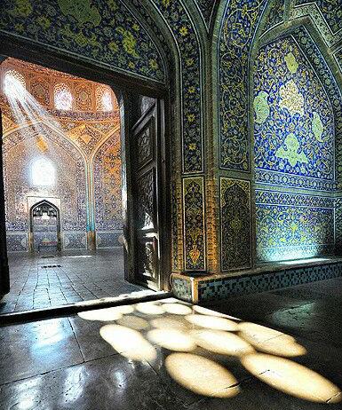 light in architecture 3 1 - اهمیت نور در معماری ایرانی