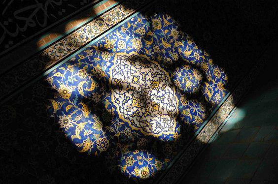 light in architecture 4 - اهمیت نور در معماری ایرانی