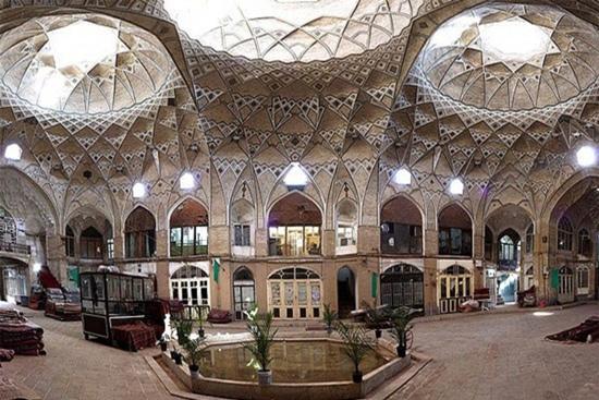 light in architecture 5 - اهمیت نور در معماری ایرانی