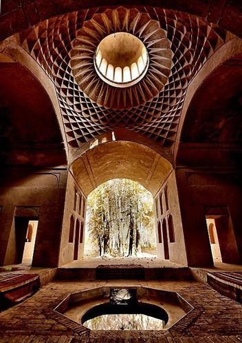 light in architecture 8 - اهمیت نور در معماری ایرانی
