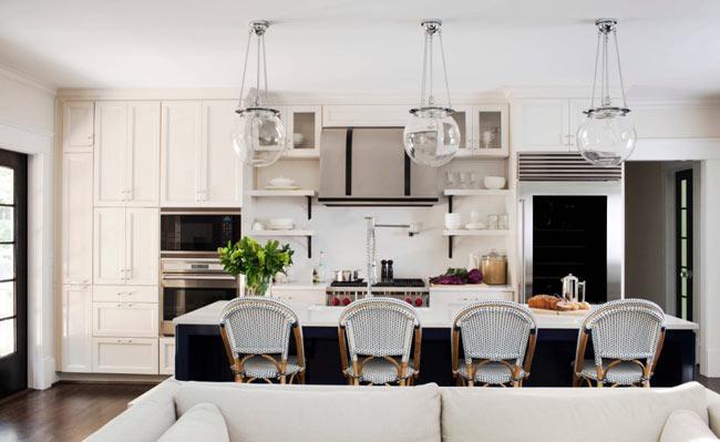 lighting kitchen - راهنمای کامل نورپردازی داخلی