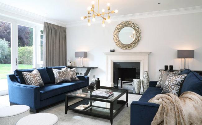 lighting living room - راهنمای کامل نورپردازی داخلی