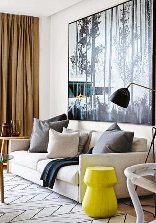 room design 2 - دوازده نکته کلیدی برای بهبود دکوراسیون و تزیین اتاق