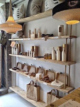 small shopping store 3 - طراحی کم هزینه برای مغازه های کوچک