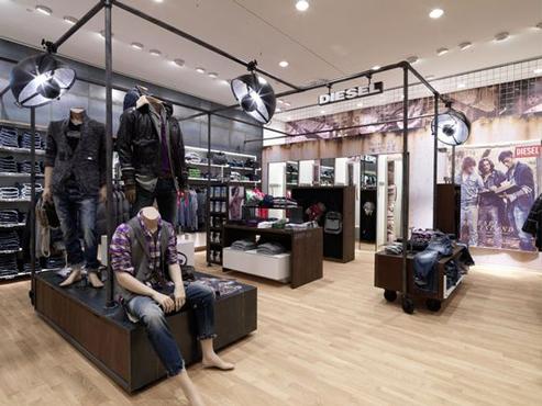 store design 10 - دکوراسیون مغازه