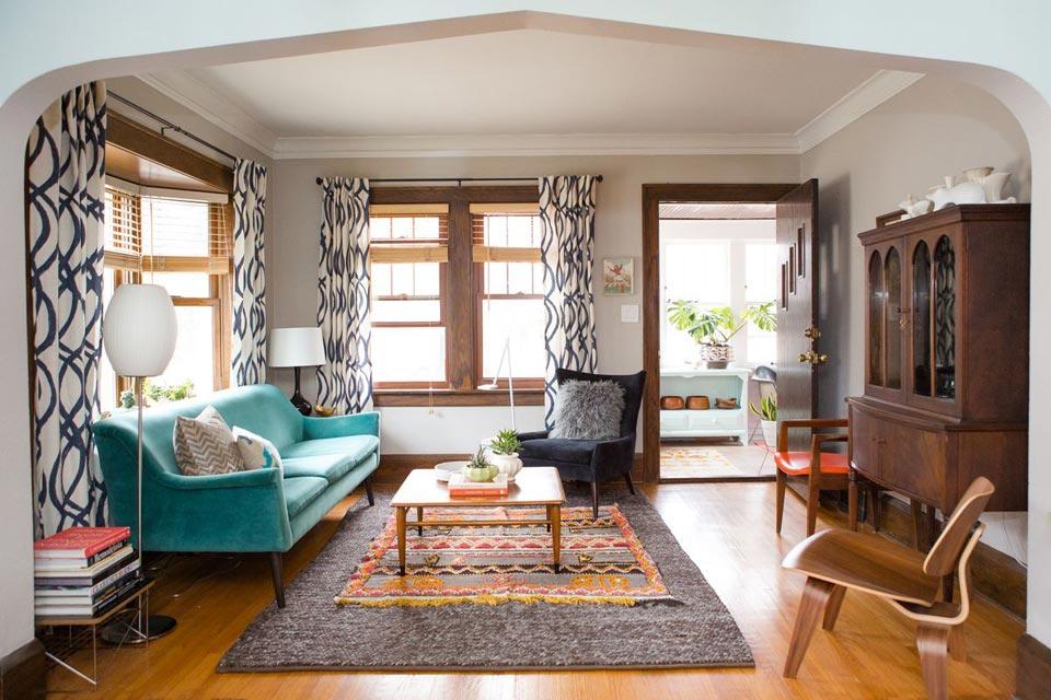 House Livingroom - دکوراسیون نشیمن