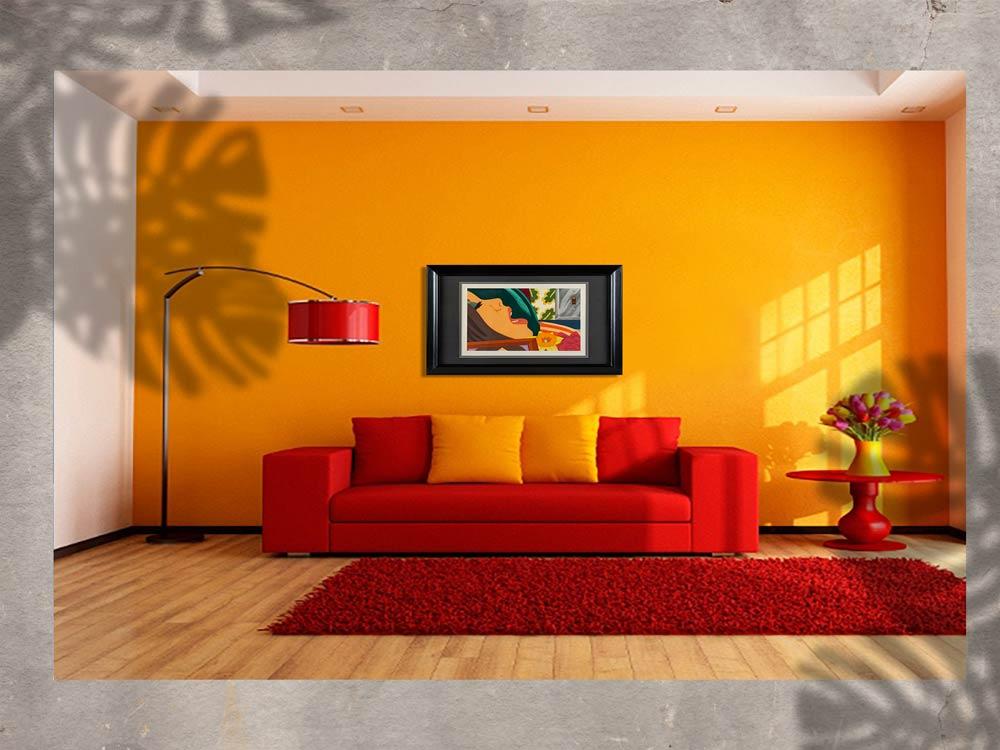design 000a - رنگ های جلوه بخش در دکوراسیون