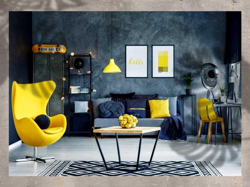 design 1009 - رنگ های جلوه بخش در دکوراسیون