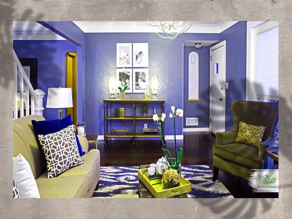 design 23a - رنگ های جلوه بخش در دکوراسیون