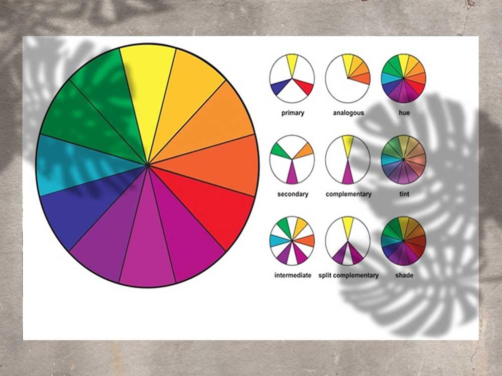 design 2a - رنگ های جلوه بخش در دکوراسیون