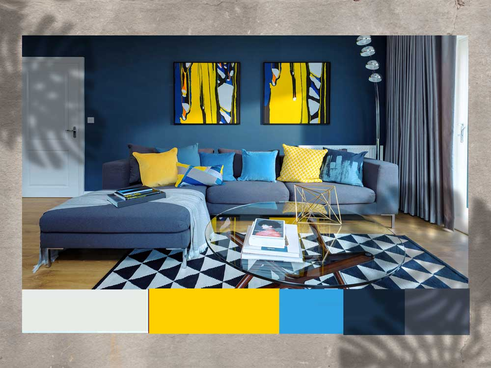 design 63 - رنگ های جلوه بخش در دکوراسیون
